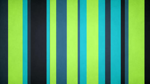 Paperlike Multicolor Stripes 16 - Grungy Fresh Color Bars Video Background Loop Animation