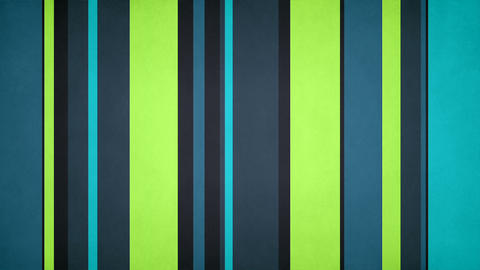 Paperlike Multicolor Stripes 16 - Grungy Fresh Color Bars... Stock Video Footage