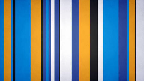Paperlike Multicolor Stripes 15 - Young Colors Texture Bars Video Background Animation