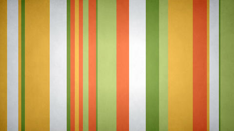 Paperlike Multicolor Stripes 14 - Spring Colors Texture Video Background Loop Animation