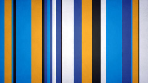 Paperlike Multicolor Stripes 15 - 4k Young Colors Texture Bars Video Background Animation