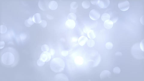 Elegant Clean Bokeh Background CG動画素材