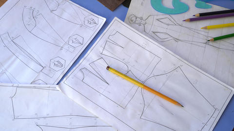 Sewing Patterns - Flat Pattern Drafting Live Action