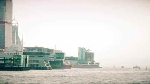 Hong Kong Victoria Strait