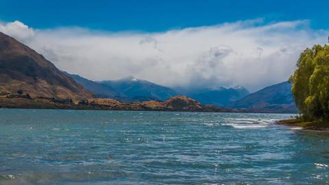 Lake Wanaka timelapse Live Action