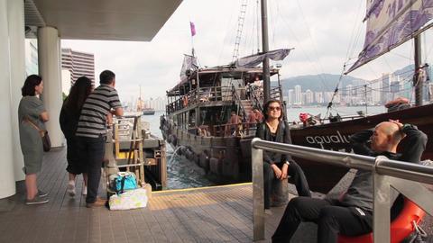 Hong Kong Victoria Strait 0