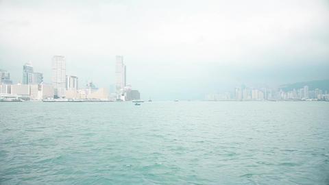 Hong Kong Victoria Strait 1