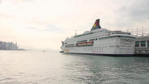 Hong Kong Victoria Strait 2