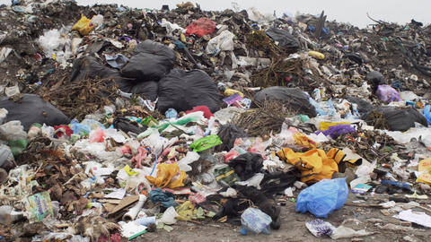 The Environment Garbage Dump GIF
