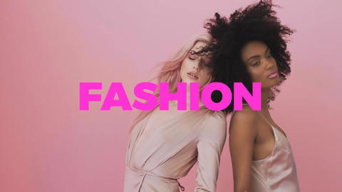 Fashion Promo - Fashion Slideshow After Effects Template