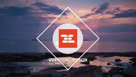 Simple Logo Reveal Premiere Pro Template