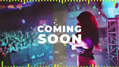Dance Party Promo Premiere Pro Template