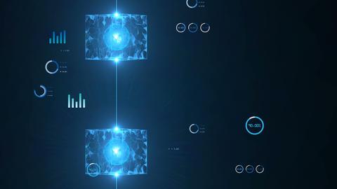 Block chain7 Animation