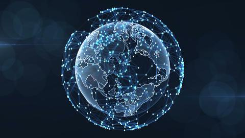 Technology network25 Animation