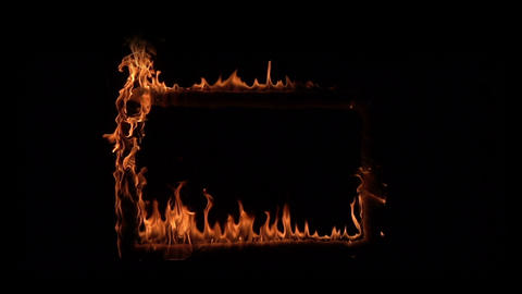 Frame On Fire GIF