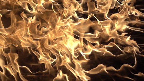 Fire Surface Compositing Element GIF