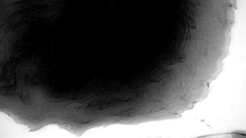 Ink Drops Footage