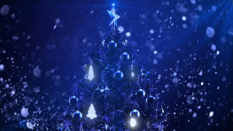 Christmas Tree color 1 Animation