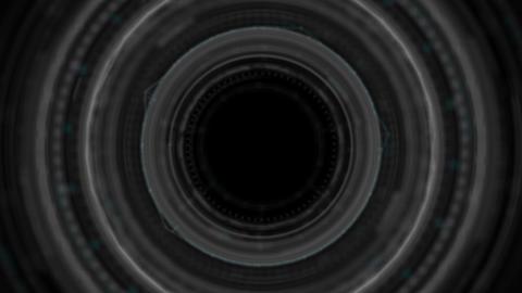 [alt video] Circle HUD Target Collection 02