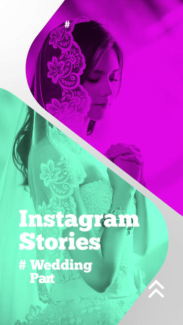 Instagram Story - Wedding After Effects Template