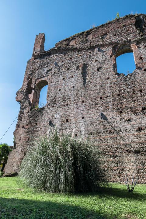 Visconteo Castle Photo