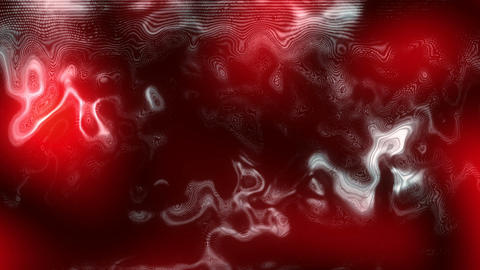 Red hot liquid. Motion Abstract Background.Abstract Fantasy Motion. Rippling red background Animation