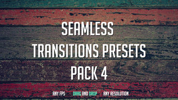 Transitions Presets Premiere Pro 2