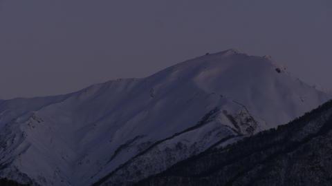 谷川岳 動画素材, ムービー映像素材