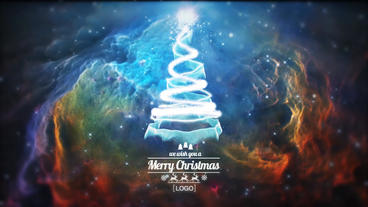 Greet Christmas Opener After Effects Template