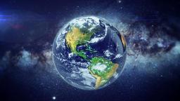 Earth Zoom EUROPE Animation