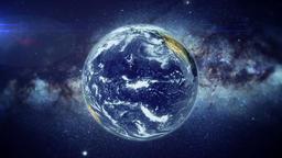 Earth Zoom NORTH AMERICA Animation