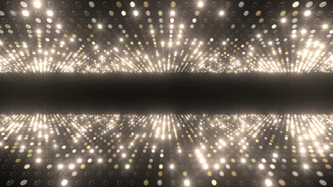 Led wall 2f Db 1 W HD Stock Video Footage