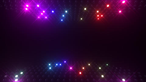 Led wall 2f Db 2 R 2t HD Stock Video Footage