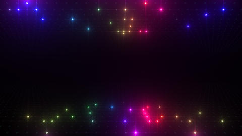Led wall 2f Ds 1 R 2t HD Stock Video Footage
