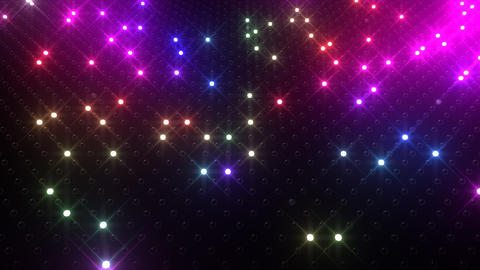 Led wall 2f Gb 1 R 2t HD Stock Video Footage