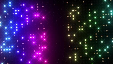 LED Wall 2f Ib 1 R 1 HD Stock Video Footage