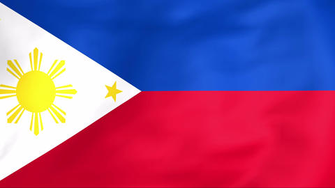 Flag Of Pilipinas Animation