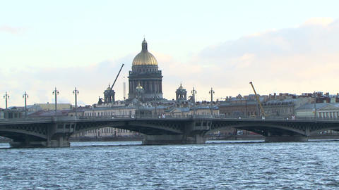 St. isaac's cathedral Footage