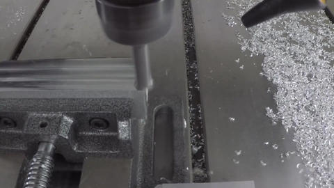 Metalworking Cnc Milling Machine 5 Live Action