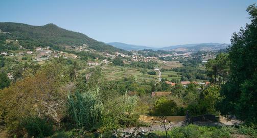 Redondela, Galicia, Spain Photo