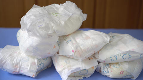 Disposing Diapers Live Action