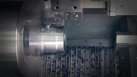 Metalworking Cnc Milling Machine2 Live Action