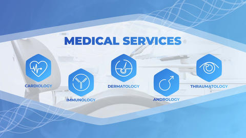 Medical Slideshow After Effects Template