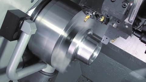Metalworking Cnc Milling Machine8 Live Action