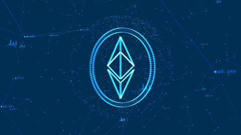 Technology bitcoin concept6 Animation