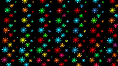 SPARKLE DOTS BACKGROUND Live Action