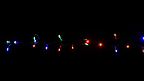Blinking Lights Decorative Overlays