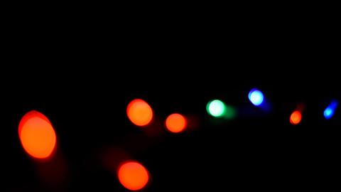 Blinking Lights Decorative Overlays 0