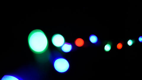 Blinking Lights Decorative Overlays 1