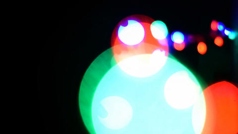 Blinking Lights Decorative Overlays 2